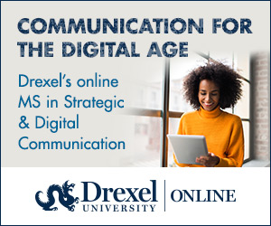 Drexel online MS in Strategic & Digital Communication