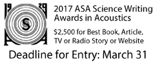 ASA Awards ad