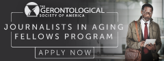 GSA Journalists in Aging Fellows