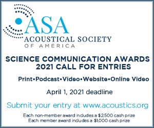 ASA Science Communication Awards