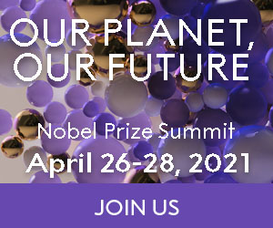 Nobel Prize Summit virtual event