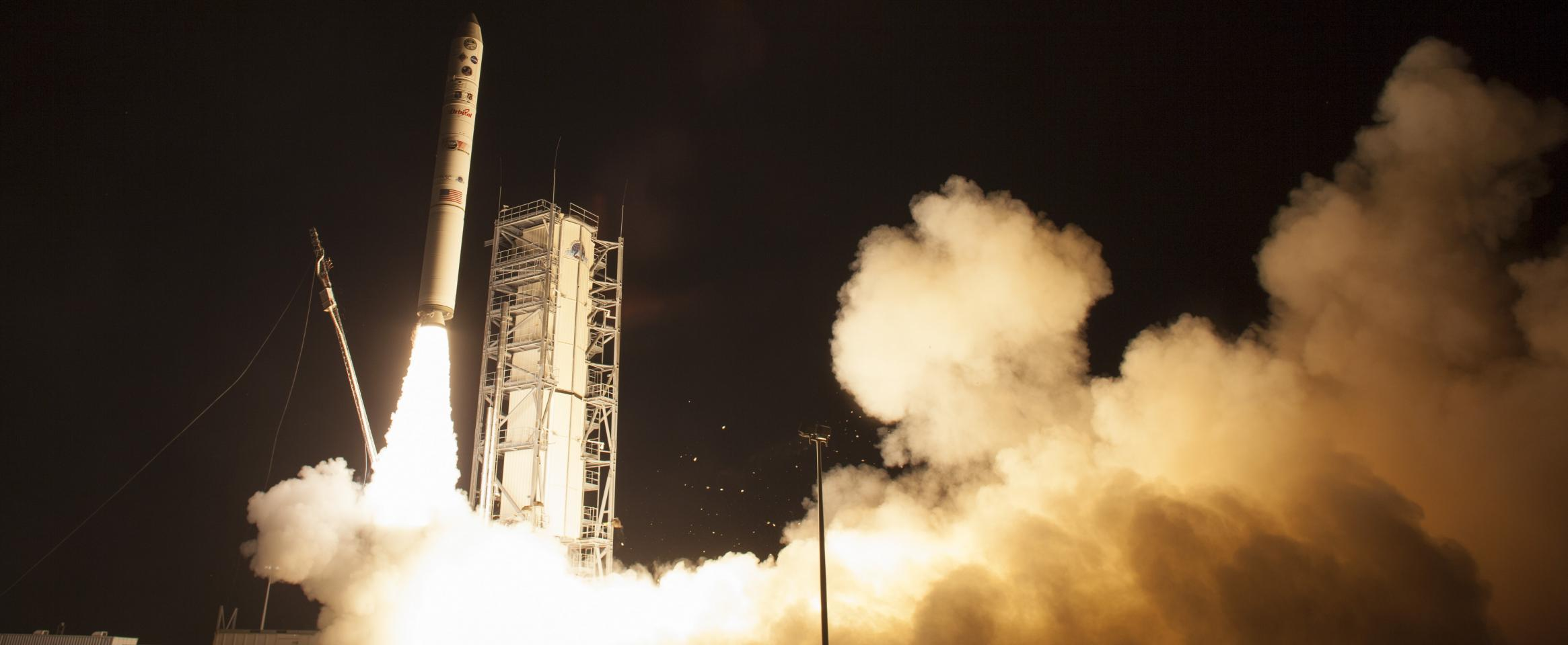 LADEE's Launch to the Moon