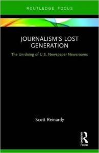Journalism's Lost Generation cover