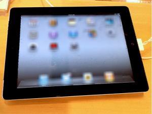 Blurry iPad