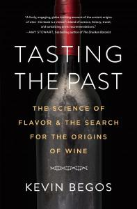 Cover: Tasting the Past