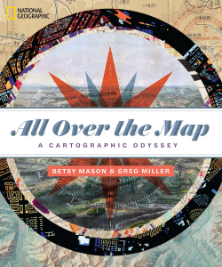 Cover: All Over the Map