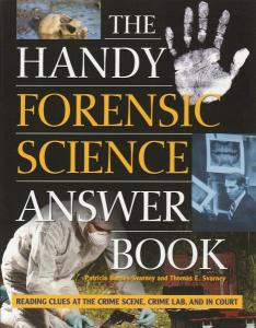 Cover: Forensic Science
