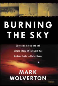 Cover: Burning the Sky