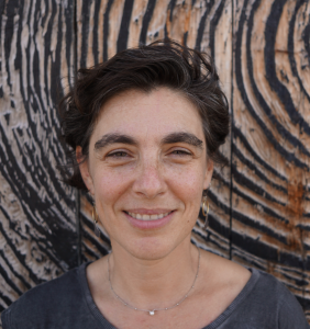 A headshot of Alla Katsnelson