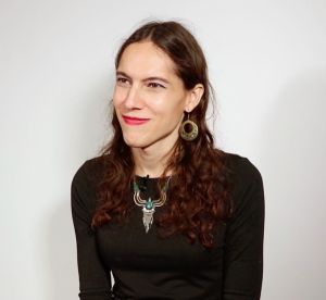 A portrait of Alyssa Gonzalez