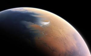 Mars (artist's impression)