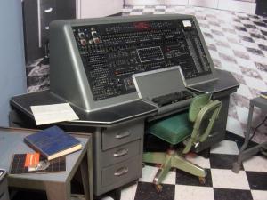 UNIVAC I operator's console