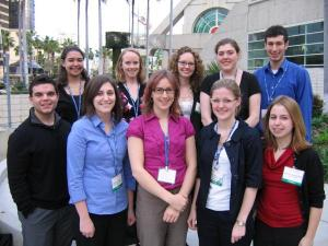 NASW 2010 Travel Fellows
