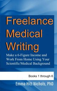 Freelance Medical Writing cover