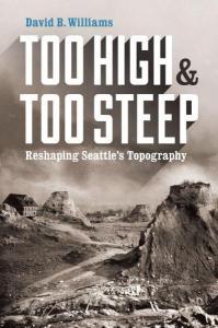 Cover: David B. Williams: Too High and Too Steep