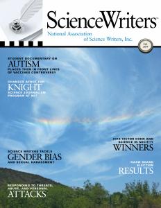 ScienceWriters Fall 2014