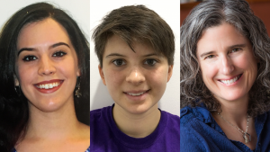 headshots of the NASW Graduate Travel Fellows to ScienceWriters2019