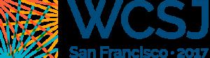 WCSJ2017 logo