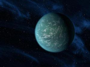 "Kepler-22b ""Artist's Conception"""