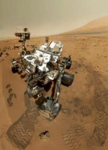 Curiosity self-portrait, Oct 31 2012. Credit: NASA/JPL-Caltech/Malin Space Science Systems