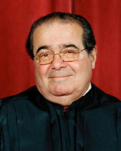 Antonin Scalia in 2010