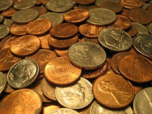 Small coins