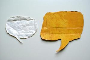 Dialog ballons image