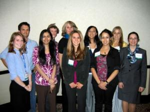2011 NASW Travel Fellows at AAAS
