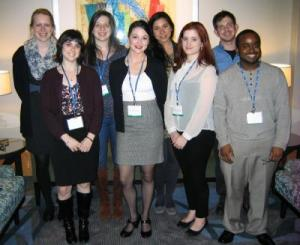2012 NASW Travel Fellows at AAAS