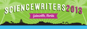 ScienceWriters2013 logo