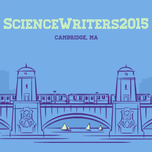 ScienceWriters2015 logo