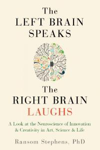 Cover: Left Brain Speaks