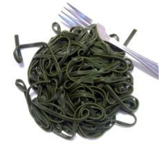 Pasta with Spirulina algae
