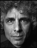 Harvard University psychologist Steven Pinker. Credit: Henry Leutwyler.