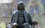 Ben Franklin sculpture (University of Pennsylvania)