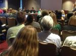 Sex, death, and privacy session at ScienceWriters2015