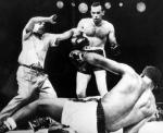 Ingemar Johansson knocks out Floyd Patterson and becomes boxing heavyweight champion of the world.