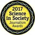 Science in Society Awards logo