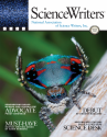 ScienceWriters Spring 2016 cover