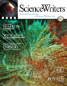 ScienceWriters Winter 2014-15 cover