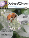 ScienceWriters Winter 2016-17 cover