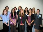 2011 NASW Travel Fellows at AAAS