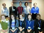 2013 NASW Travel Fellows at AAAS