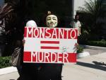 Monsanto protester