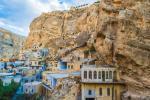 Syrian village image via Shutterstock