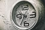 Clock image via Shutterstock