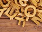 Wooden type image via Shutterstock