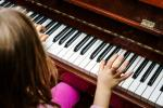 Piano lesson image via Shutterstock