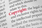 Copyright definition, image via Shutterstock