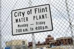 Flint water plant, image via Shutterstock